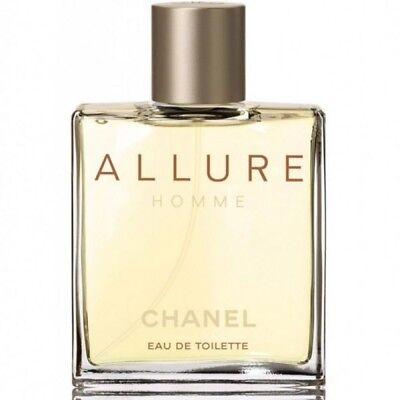 Chanel ALLURE homme 100 ml EDT . ORIGINALE 100% NO PROFUMO ESTERO+...