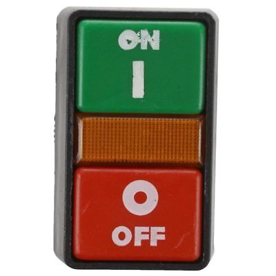 On Off Start Stop Push Button Light Indicator Momentary Switch Power Cp