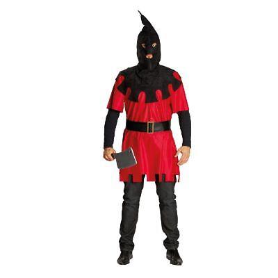 Rub - Henker Herren Kostüm zu Halloween Karneval Fasching