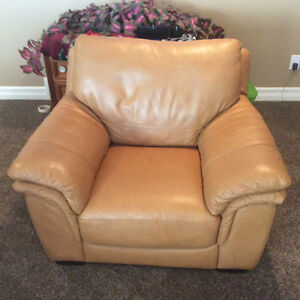 Couch & Chair Leather