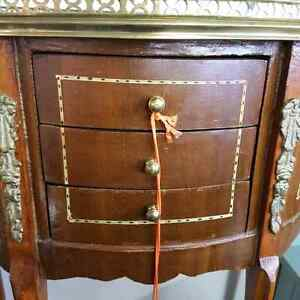 Antique Bedside / End tables London Ontario image 9