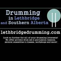 Drum Lessons and Classes in Lethbridge, Alberta!