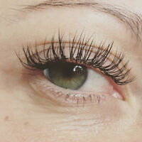 Professional Eyelash Extension Service