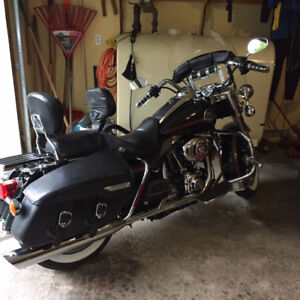 REDUCED   2008 Road King
