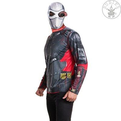 RUB 3810998 Lizenz Herren Kostüm Deadshot Set aus Suicide Squad Karneval Fashing