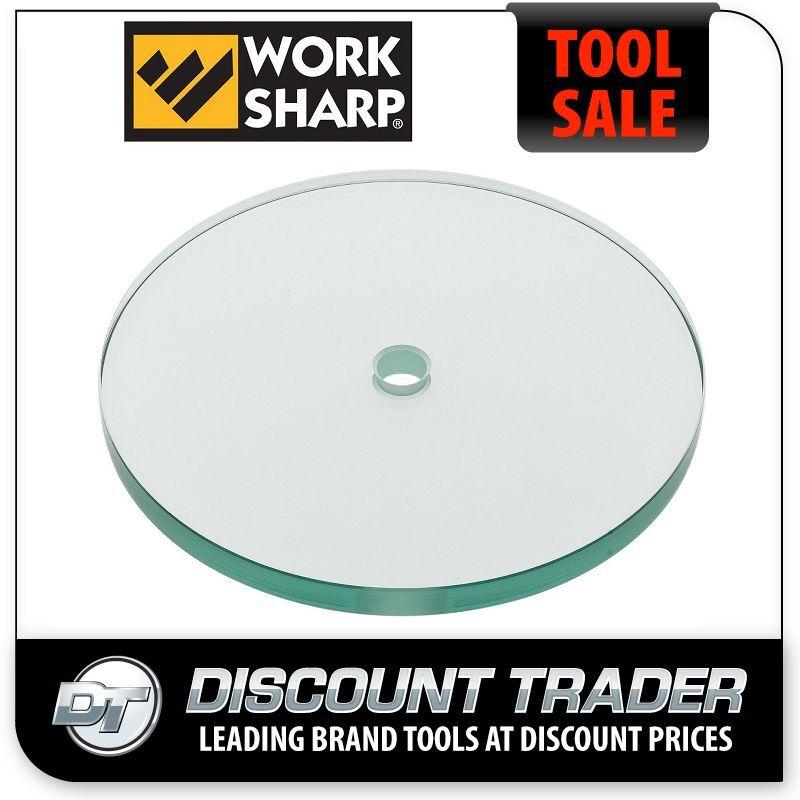 Work Sharp WSSA0002023 Tempered Glass Wheel WS3000 ONLY