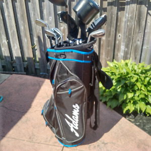 L/H Mens Golf Clubs for Sale