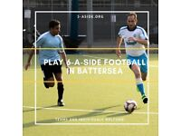 SPACES - Battersea 5-a-side Football!