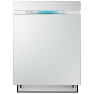 Samsung Built-In Dishwasher with Stainless Steel Tub - White