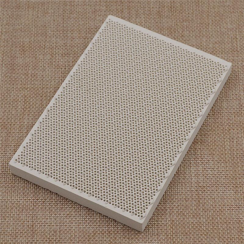Tea Industry Drying Soldering Block Plate Solder Board Ceramic Honeycomb Heating