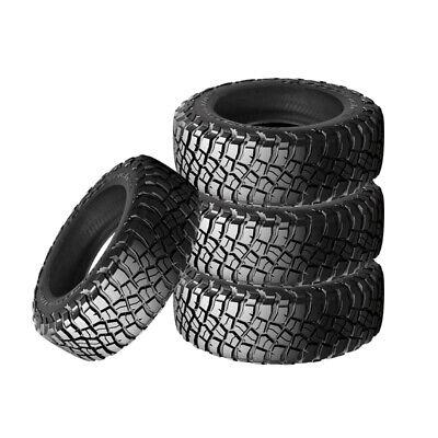 4 X New BF Goodrich Mud Terrain T/A KM3 30X10.00R15/8 Tires