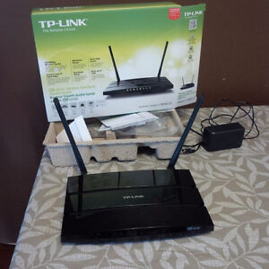 Like new wireless router