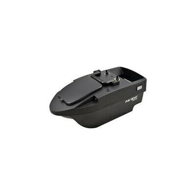 ANATEC PACBOAT COMPACT BLACK + DE-SR07 REMOTE CARP FISHING BAIT BOAT
