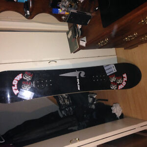 Flow snowboard for sale