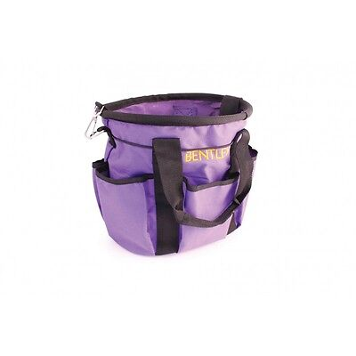 Bentley Slip Not Horse Grooming Equestrian Carry Bag Purple