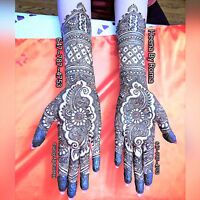 Henna Artist For Your Speical Event-Brampton-GTA(Mississauga)