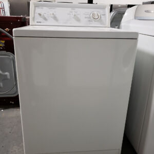 10% OFF SAT & SUN IN WASHER KENMORE WHITE WITH WARRANTY!