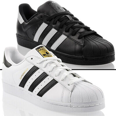 Adidas Herren Foundation (ADIDAS ORIGINALS SUPERSTAR Foundation Sneaker Herren Turnschuhe Leder ORIGINALS )