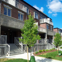 Huron area New 2bed stacked townhouse  available December 1