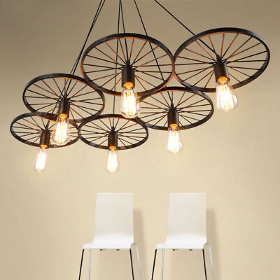 Bar Ceiling Lamp Kitchen Chandelier Lighting Vintage Pendant Light Office Lights ()