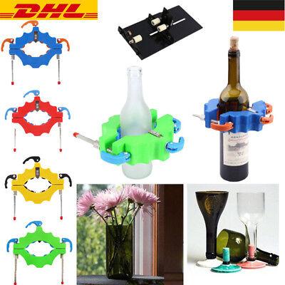 Glassschneider 3 Modell Flaschenschneider DIY Werkzeug Flasche Bottle Cutter NEU