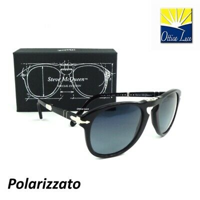PERSOL 714 SM 95/S3 Steve McQueen Special Edition Sunglass Sonnenbrille 54 (Persol Steve Mcqueen 714 Sm Special Edition)