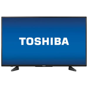 Toshiba 43in 1080p LED Chromecast Built-in Smart TV-NEW IN BOX
