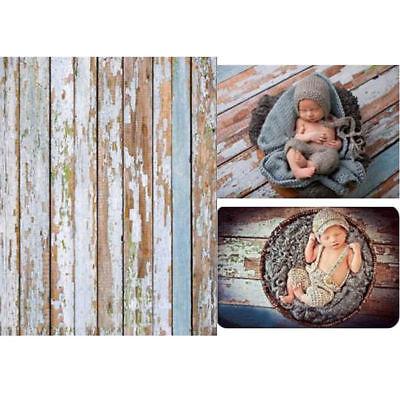 Vinyl Fotografie Hintergrund Holzwand Newborn Kulisse Foto Studio Props Mode DIY