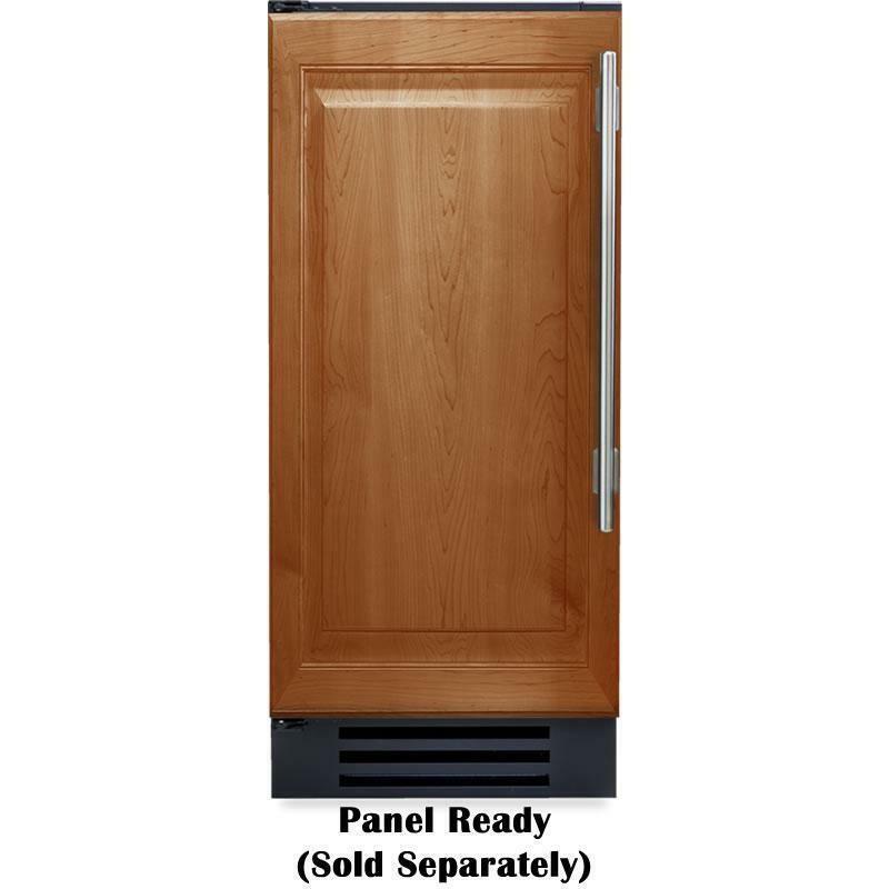 "True Residential 15"" Panel Ready Left Hinge Undercounter Refrigerator TUR15LOPB"