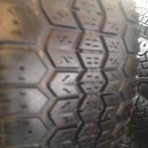 Set 9f 4 Uniroyal  winter tires 175/65/14