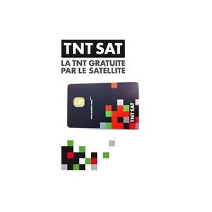 carte neuve tnt sat hd satellite pour recepteur et. Black Bedroom Furniture Sets. Home Design Ideas