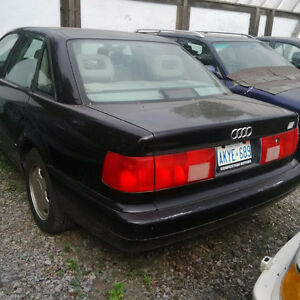 1992 AUDI S4 FOR RESTORATION OR PARTS