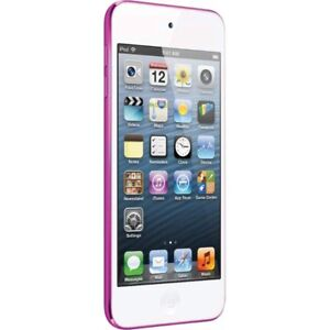 Apple iPod touch 32GB Blue (5th Generation) NEWEST MODEL - PINK