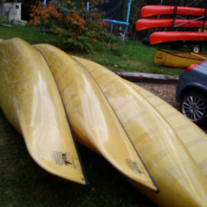 Souris River Kevlar Canoes for Sale
