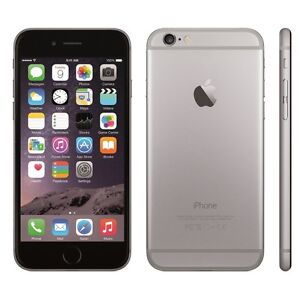 NEW IPHONE 6 16GB BELL/VIRGIN WITH APPLE WARRANTY