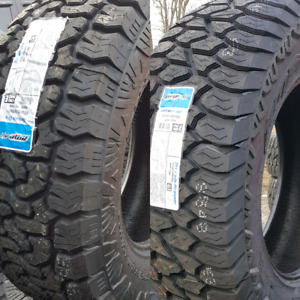 NEW LT305/55/R20 33X12.5R20 AMP TIRES