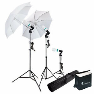 New Photography Photo Portrait Studio 600W Day Light Umbrella Co