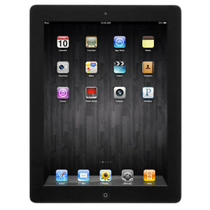 Apple iPad (4th Generation) with Retina Display 16GB Black $150