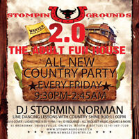 Country Party Friday Night Orangeville w/ Country DJ All Night