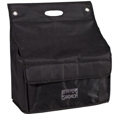 Eskadron Tasche für Boxenvorhang black (normal 35x40cm) - NEU (Boxen-tasche)