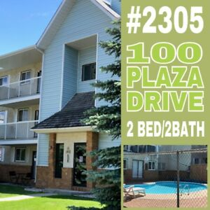 TOP FLOOR CONDO! - 2305 Plaza Drive- 2Bed/2Bath