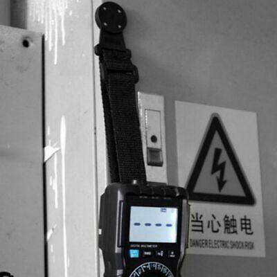 Usa Multi-meter Hanging Loop Strap Magnet Hanger Kit For Fluke Tpak Instrument