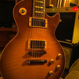 2008 Gibson Les Paul Traditional Honeyburst