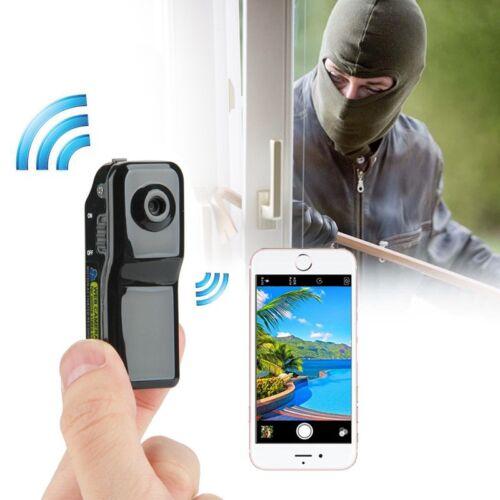 Mini 720P HD Hidden SPY Camera WIFI Wireless Video Recorder Sport DV DVR Camera