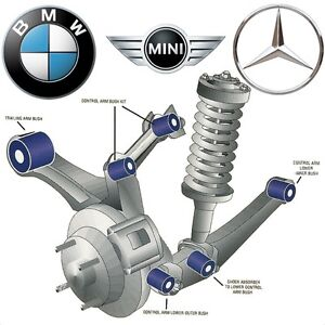 Front and Rear Shock/coil spring/Control arm/Tie rod/Bearing/Lin Cambridge Kitchener Area image 4