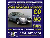 Infiniti Q50 Se D Saloon 2.1 Manual Diesel LOW RATE FINANCE AVAILABLE