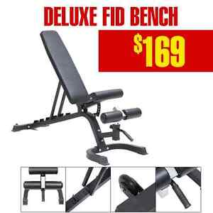 LONDON Fitness Equipment Blowout Sale!