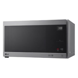 LG  1.5 Cu Ft Counter Top Stainless Steel Microwave  w Inverter