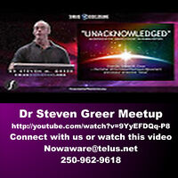 Dr Steven Greer Meetup Book your space now