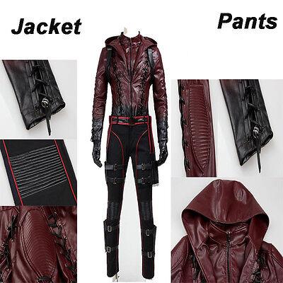 Green Arrow Season 3 Roy Harper Cosplay Costume Red Arrow Halloween All Size - Red Arrow Halloween Costume